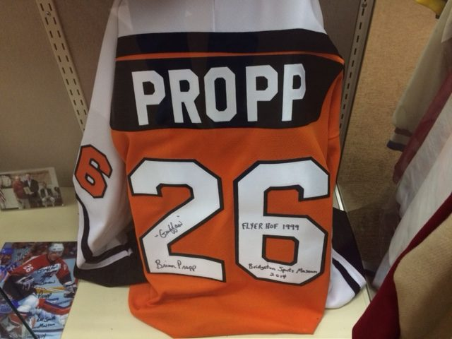Brian Propp jersey